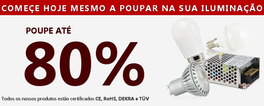 Loja Online, Iluminação LED - VISENER