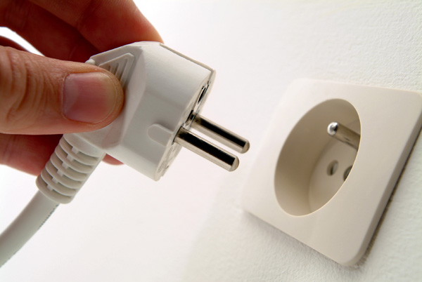 Poupar Energia Eléctrica.