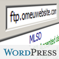 Como aceder alojamento WordPress via FTP