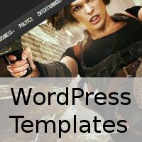Templates grátis para WordPress